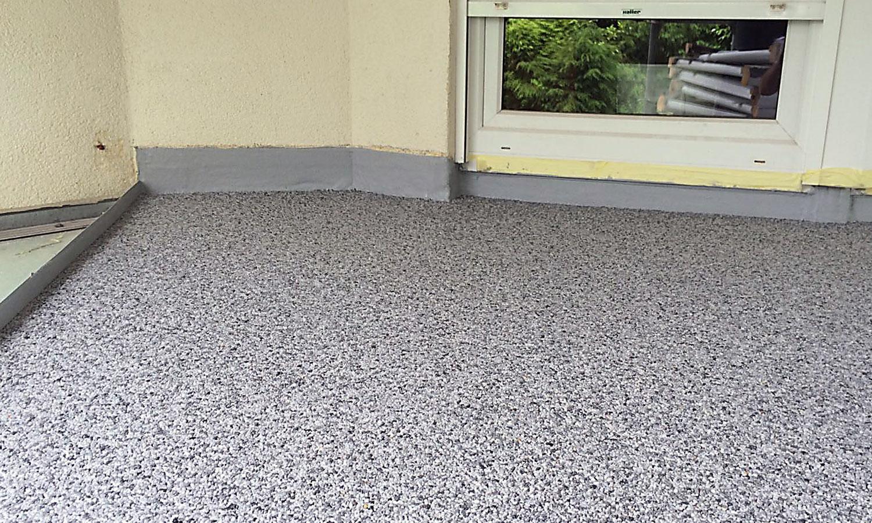 Häufig Balkonsanierung mit Flüssigkunststoff › MÜLLER + DUSCHER CH51